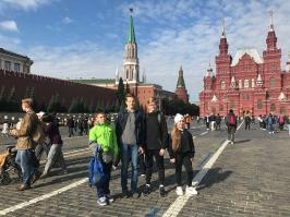 ВСЕРОССИЙСКАЯ СПАРТАКИАДА В МОСКВЕ 2018_11